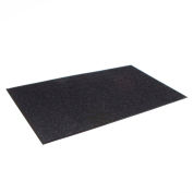 Mat Tech Chevron Entrance Wiper/Scraper Mat 3'x10' - Charcoal