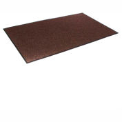 Mat Tech Chevron Entrance Wiper/Scraper Mat 4'x8' - Brown