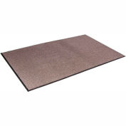 Mat Tech Superluxe Entrance Wiper Mat 4'x10' - Pebble Brown