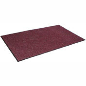 Mat Tech Needle-Pin Entrance Wiper/Scraper Mat 3'x10' - Burgundy