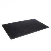 """Mat Tech Crown-Tred Entrance Scraper Mat 2'10""""x9'3"""" - Black"""