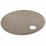 Meltblown Technologies GDT22NL Gray Universal Drum Top Pads 25/Bale 22 x 22