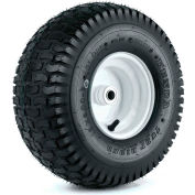 "Martin Wheel Kenda K358 Tire Mounted on Wheel 606DC-TR341I - 15 x 600-6 3-1/4"" Hub x 3/4"" Bore 2 Ply"