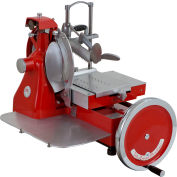 "Axis AX-VOL14 - Volano Flywheel Meat Slicer, 14"" Blade, Fully Hand-Operated"