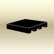 "MasonWays™ 40406 SF  Display Base Pallet Spot Merchandiser 40""W x 40""D x 6""H Black"