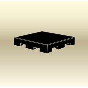 "MasonWays™ 48486 HP/FL Display Base Pallet End Cap / Spot Merchandiser 48""W x 48""D x 6""H"