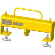 M&W Sgl Hook Forklift Beam - Capacité de 5000 Lb