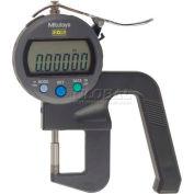 """Mitutoyo 547-400 0-.47 """"/ 0-12 MM Digimatic mesureur d'épaisseur à numérique (. 00005"""" résolution)"""