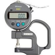 """Mitutoyo 547-500 0-.47 """"/ 0-12 MM Digimatic mesureur d'épaisseur à numérique (. 005"""" résolution)"""