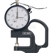 """Mitutoyo 7300S 0-.50"""" mesureur d'épaisseur à cadran"""