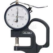 """Mitutoyo 7326S 0-.05"""" mesureur d'épaisseur à cadran"""