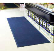 "WaterHog® Entrance Mat Fashion Border 3/8"" Thick 2' x 3' Medium Blue"