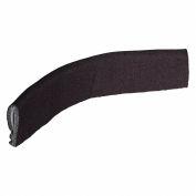 "Honeywell North® Sweatband, Black, Universal, 4"" x 10"", 2/Package"