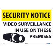 Global Industrial™ Danger Keep Out, 10x14, Pressure Sensitive Vinyl