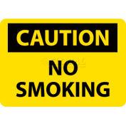 """NMC C49RB signe de OSHA, n'attention de n'aucun fumer, 10 """"X 14"""", jaune/noir"""