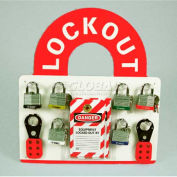 NMC MLO1 10-Piece Mini Lock Out Center Kit