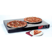"""Nemco® Heat Shelf, 60""""W x 20""""D x 2-1/4""""H Black - 6301-60"""