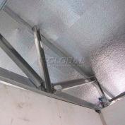 """NOFP SolexLT™ isolant Radiant barrière SOLLT4250RP, 250' L X 1/8"""" H, tenir compte (x 2) & perforé"""