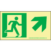 Glow NYC - Directional Sign Up Right