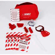 Breaker Lockout Pouch Kit with Supplies