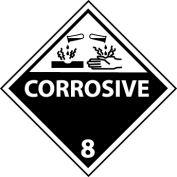 DOT Placard - Corrosive