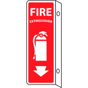 Fire Flange Sign - Fire Extinguisher