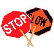 Pagayez signe - Stop/lent Paddle
