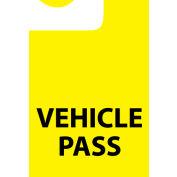 Stationnement permis - laissez-passer véhicule, 5/Pack
