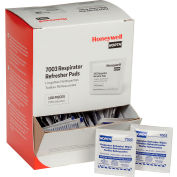 North by Honeywell 7003, Respirator Cleaning Wipes, 100/Box