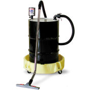 ENPAC® QVAC 100™ PLUS 87 PSI Spill Vacuum with Spill Scooter