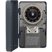 NSI Tork® 8601 60 Minute Cycle Timer, 20 a, 120V, SPDT, boîtier métallique intérieur