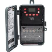 NSI TORK® E101PB 24 Hour Digital 1 Channel, 40A, 120V, SPST, Indoor/Outdoor Plastic Enclosure