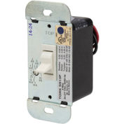 NSI TORK® SS13F Interval Wall Timer 18 Hour Maximum 3-Way 6-70W 24-277V White with Flash Warning