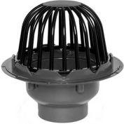 """Oatey 78023 3"""" ou 4"""" PVC tuyau d'evacuation avec Cast Iron Dome de toit"""