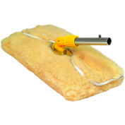 Swobbit Sheepskin Soft Washing Tool, Uni-Snap™ - SW19140