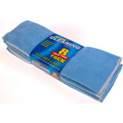 "Swobbit Terry Microfiber Towels 8 Pack 12"" x 12"" - SW56308"
