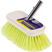 "Swobbit 7-1/2"" Soft Flagged Green Brush - SW77345"