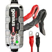 NOCO Genius 1,1 Amp chargeur de batterie intelligente UltraSafe et mainteneur, 6/12V - G1100