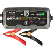 NOCO Genius Boost Sport 400 Amp UltraSafe Lithium aide-démarrage - GB20