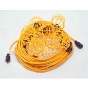 CEP 95132, 100' 12/3 STW String gardiens de la lumière, en plastique