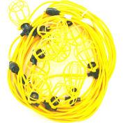 CEP 96135, 50 12/3 SJTW ELECTRIQUE, gardes en plastique, sockets 5