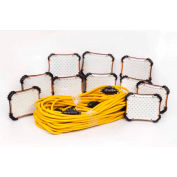 CEP 97132, 100' 18/2 SJTW LED String Light