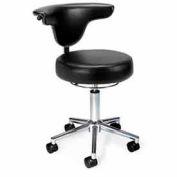 OFM Anatomy Chair, Anti-Mircobial/Anti-Baterial Vinyl, Black