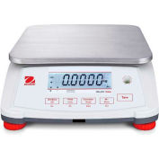 "Ohaus Valor 7000 Compact Food Digital Scale 0.0001lb 11-13/16"" x 8-7/8"" Platform"