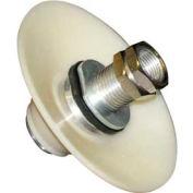 Vibrateurs OLI, aérateur, axe d'acier inoxydable avec rebord de silicium, Pack de 4