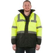 Utilitaire Pro™ Hi-Vis Parka Jacket, ANSI classe 3, 2XL, jaune/noir