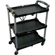 Olympia Tools Pack-N-Roll® Folding Service Cart 85-188 - 150 Lb. Capacity