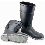 "Boot, 16"" Goliath noir Plain Toe W/Power Lug Outsole, PVC OnGuard masculine, taille 14"