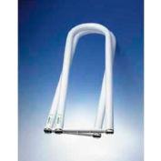 Sylvania 22053 FBO32/750/6/ECO Flourescent T8 U-Bend Bulb, 5000K - Pkg Qty 16