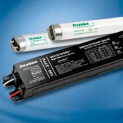 Sylvania 49857 QHE 4X32T8/UNV ISN-SC32 T8 High Efficiency -Normal Ballast Factor-Small Can